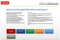 Слика на Microsoft PowerPoint 2010